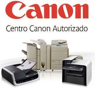 Servicio técnico Canon Granada