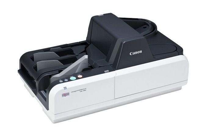 Canon lanza 4 nuevos revolucionarios escáneres de cheques y cupones
