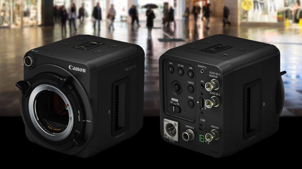 Canon, presente en SICUR 2016
