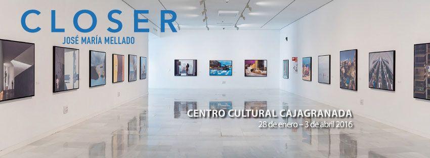 Canon colabora con la exposición de José María Mellado en Granada