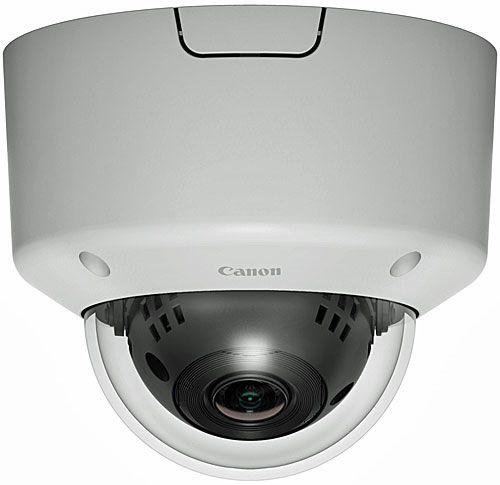 Canon presenta 8 nuevas cámaras de viodeovigilancia para escasa iluminación