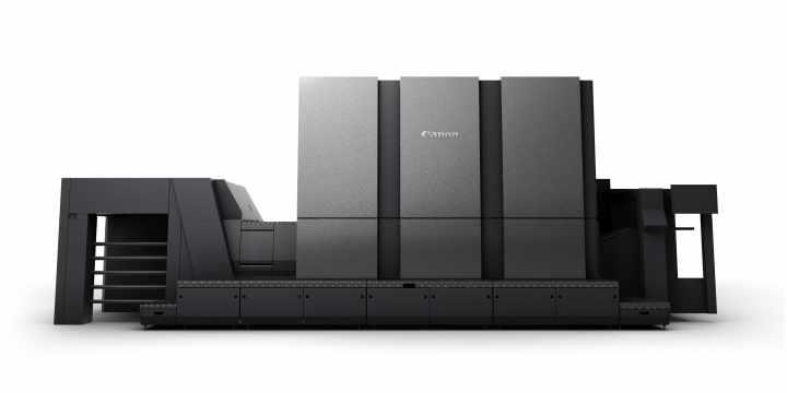 Canon presenta un prototipo de impresora fotográfica de inyección de tinta
