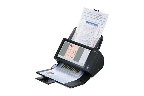 Nuevo escáner de red de alto rendimiento para la captura rápida de documentos