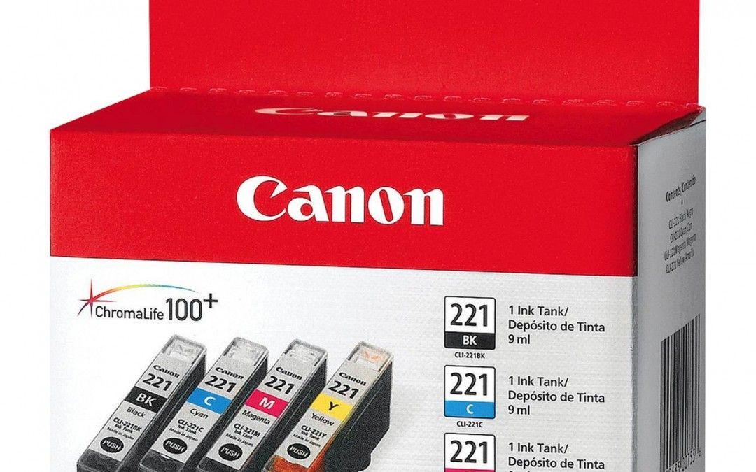 Tipos de consumibles para impresoras Canon