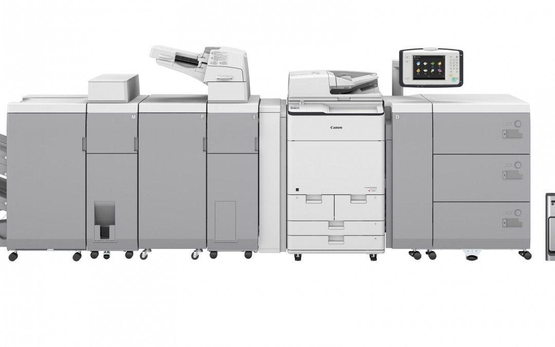 Canon apuesta por la producción de documentos de gran calidad destinada a las oficinas