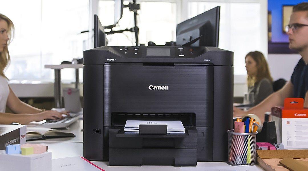 Canon gestiona los servicios de impresión de su empresa (MPS)