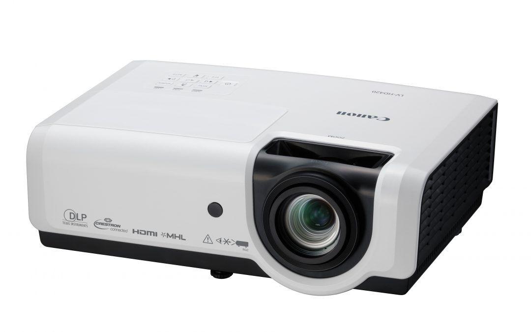 Canon presenta su nuevos proyectores multimedia, que hacen posible a los profesionales conseguir el máximo impacto de sus contenidos