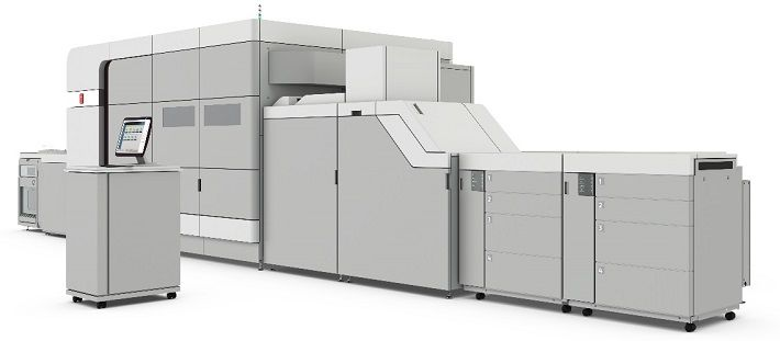Canon amplía su gama de impresoras con la nueva Océ VarioPrint i200, las tintas MICR y un nuevo controlador PRISMAsync