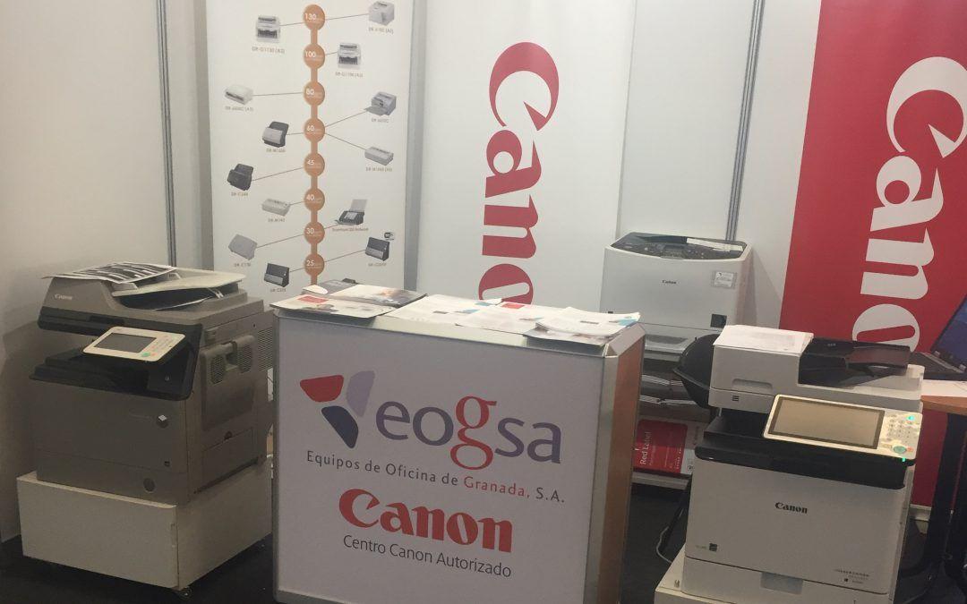 Canon participa como colaborador en el I Encuentro Juncaril-Asegra 2017