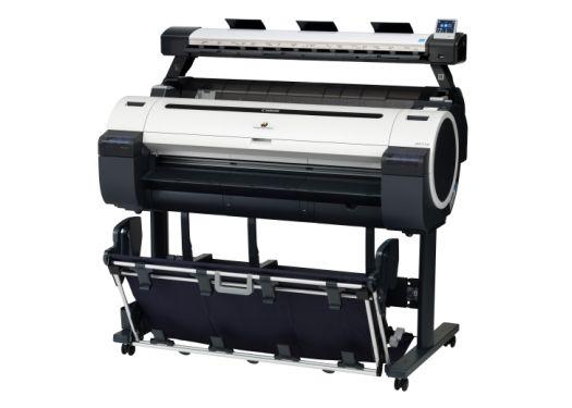 Canon renueva su gama de sistemas multifunción con los nuevos escáneres de gran formato L24e y L36e