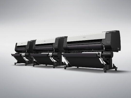 Canon lanza la nueva gama imagePROGRAF TX para el segmento CAD de alta producción y plotters