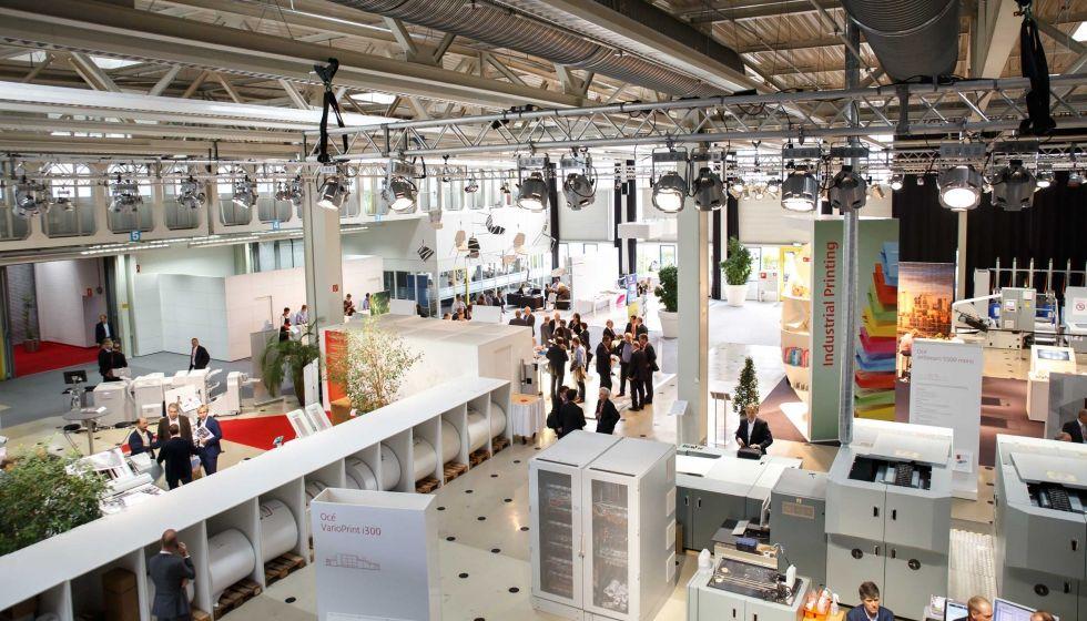 Canon presenta la ampliación de su gama de productos para artes gráficas en 'Production Printing Business Days'