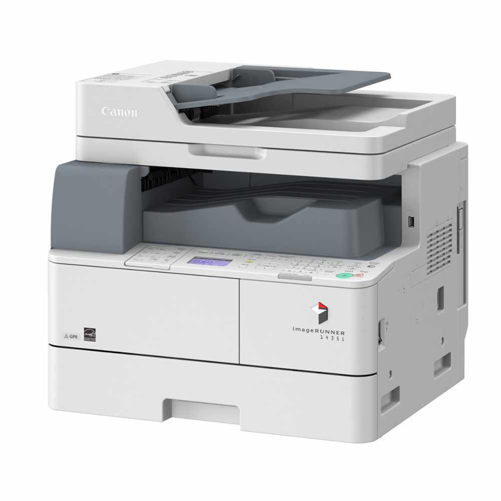Impresora Multifunción Negro imageRUNNER 1435iF