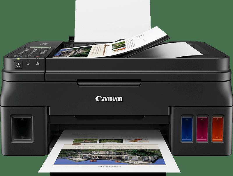 Depósitos de tinta rellenables para las nuevas impresoras Canon