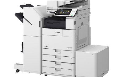Canon lanza la segunda edición de la galardonada familia de impresoras multifunción imageRUNNER ADVANCE Generación 3