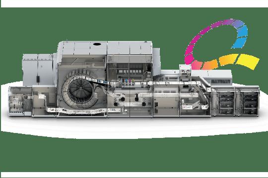 Canon presenta sus nuevas tintas iQuarius MX para las impresoras Océ VarioPrint i-series