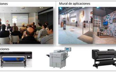 Llega a España el 'Applications Experience' de Canon